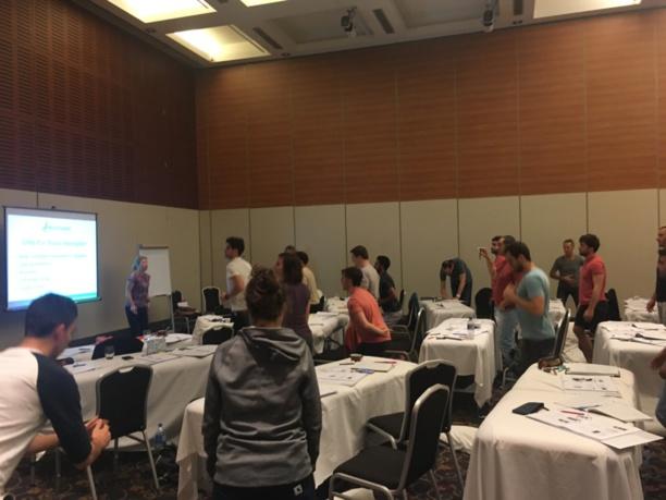 Perth 2017 Sport - Course à Pied et Screening