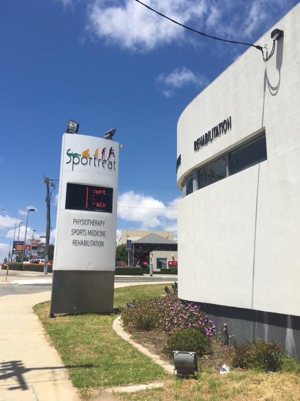 Perth 2016 - Jour 7 et 8 : Visite d'une clinique de physiothérapie sportive et poursuite du cours