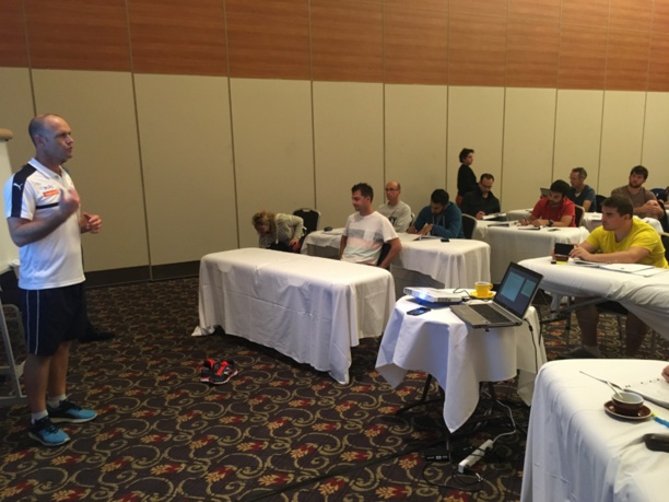 Perth 2017 Sport - Ischios-Jambiers, LCA, Techniques de Mulligan et Natation