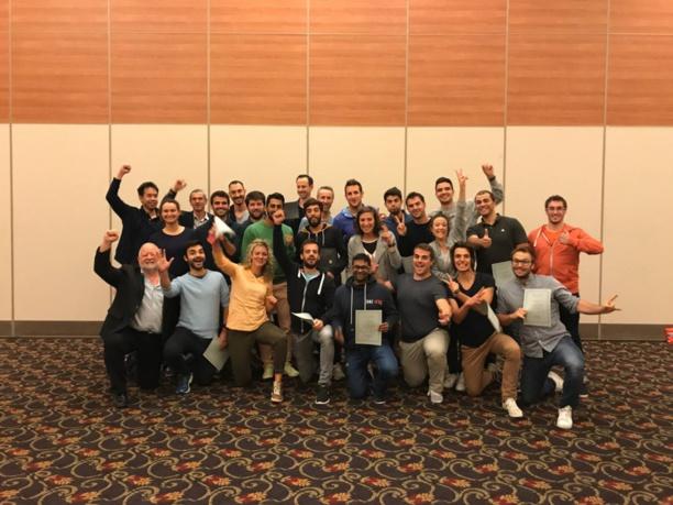 Perth 2017 Sport - Fin de la formation
