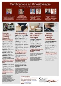 Certification 2020 de Kpten