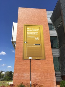 Perth 2015 - Visite de Curtin University