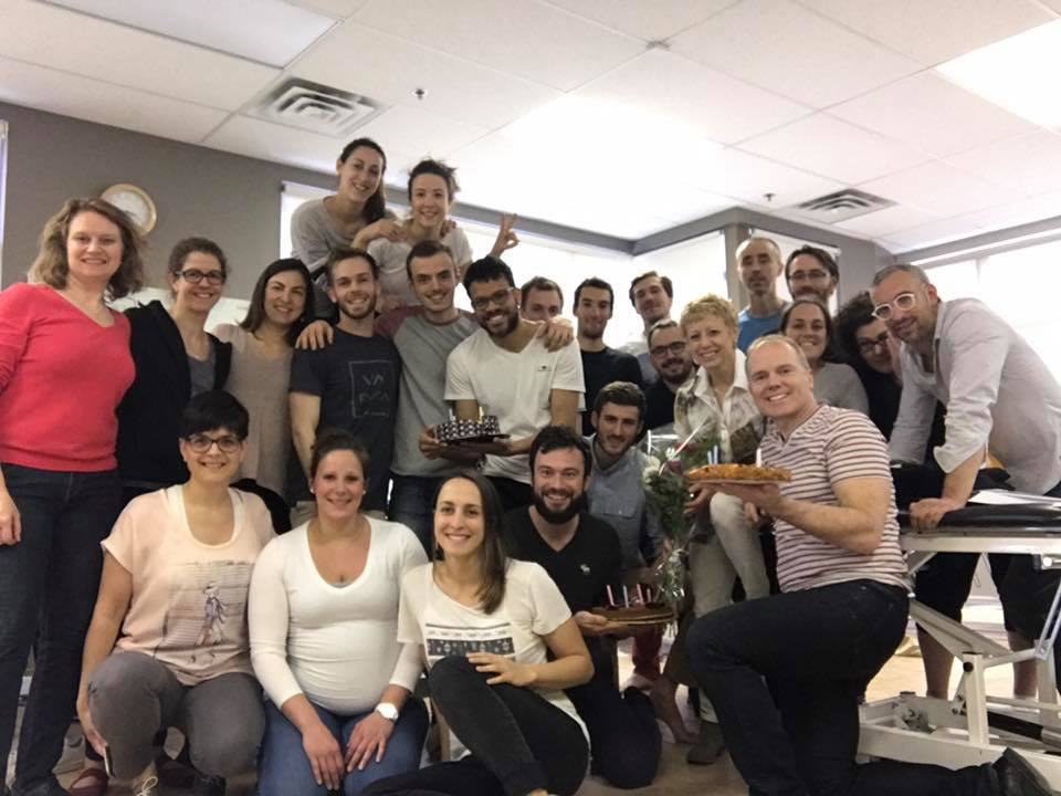Canada 2017 - Supervision Clinique à Montréal