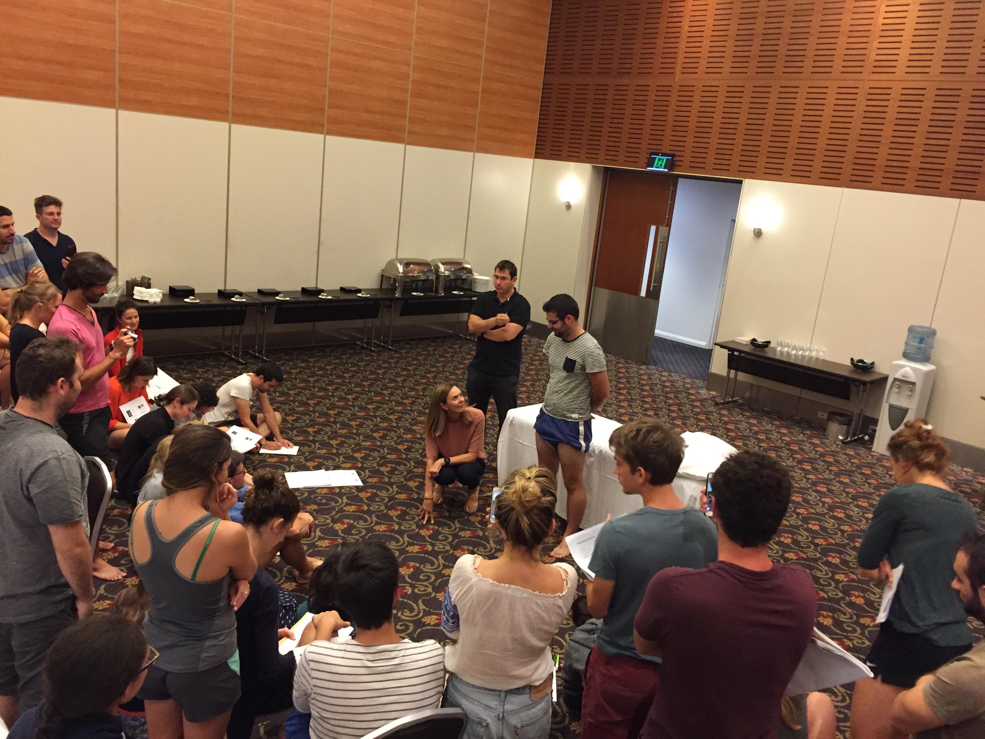 Perth 2017 Extrémités : seconde semaine