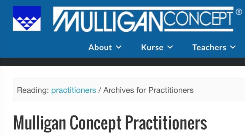 Examen Mulligan Certified Mulligan Concept Practitioner (CMP)