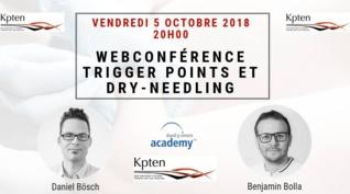 Live Conference : Trigger point et Dry-needling
