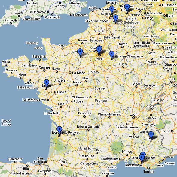 Formation EMWS-0411 réalisée les 15-16 avril 2011 à l'Espace Moncassin Paris