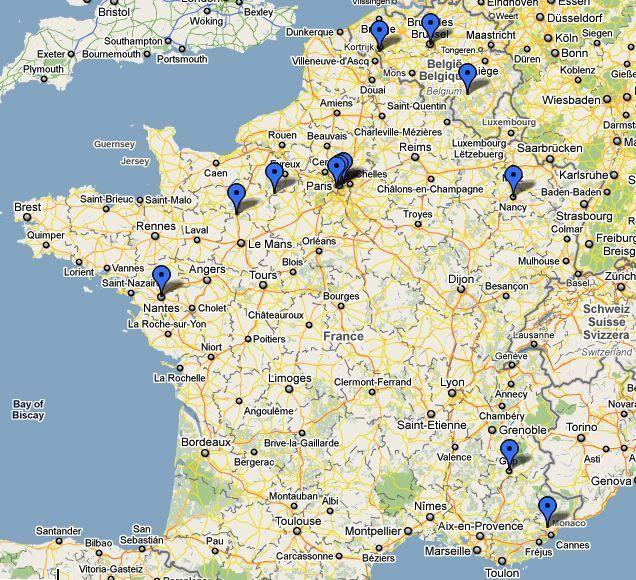 Formation AMWS-0511 réalisée les 20-21 mai 2011 à l'Espace Moncassin Paris