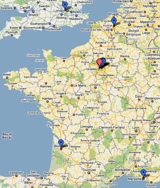 Formation FRWS-0711 réalisée les 02 et 03 juillet 2011 à l'Espace Moncassin Paris