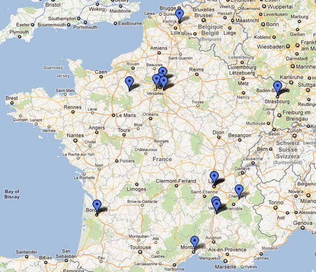 Formation VYWS-0911 réalisée le 24 Septembre 2011 à l'Espace Moncassin Paris