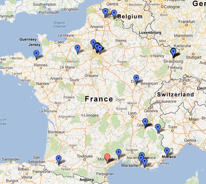 Formation SIWS-1111 réalisée les 21-22-23 Novembre 2011 à l'Espace Moncassin Paris