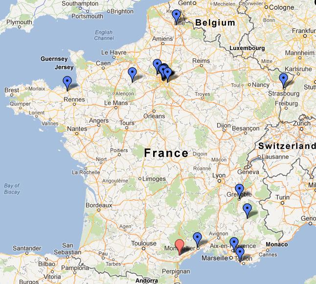Formation KIWS-1111 réalisée les 24-25-26 Novembre 2011 à l'Espace Moncassin Paris
