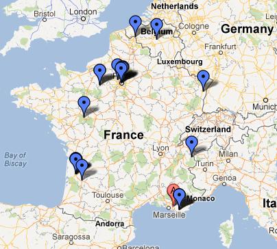 Formation ETWS-1211 réalisée les 09-10 Décembre 2011 à l'Espace Moncassin Paris
