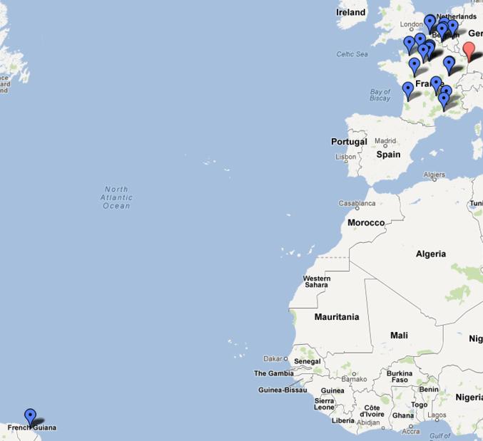 Formation OMWS1-0112 réalisée les 27-28 Janvier 2012 à l'Espace Moncassin Paris