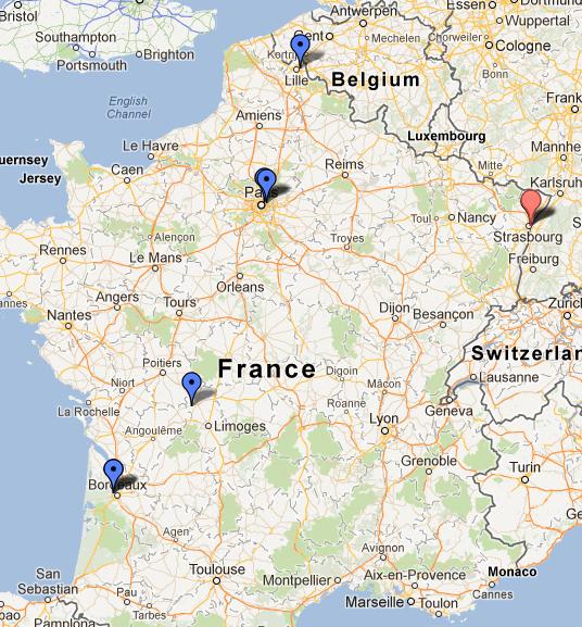 Formation EMWS-0512 réalisée les 11-12 Mai 2012 à l'Espace Moncassin Paris
