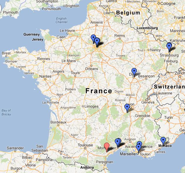 Formation EIWS-0612 réalisée du 11 au 13 Juin 2012 à l'Espace Moncassin Paris