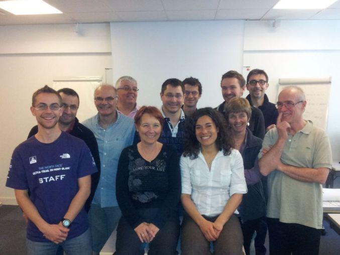 Premier cours de SMARTERehab en France