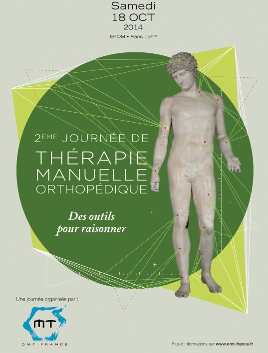 Deuxième Journée de Thérapie Manuelle Orthopédique organisée par OMT-France