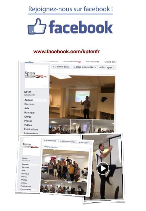 L'activité de Kpten va se renforcer sur les réseaux sociaux.