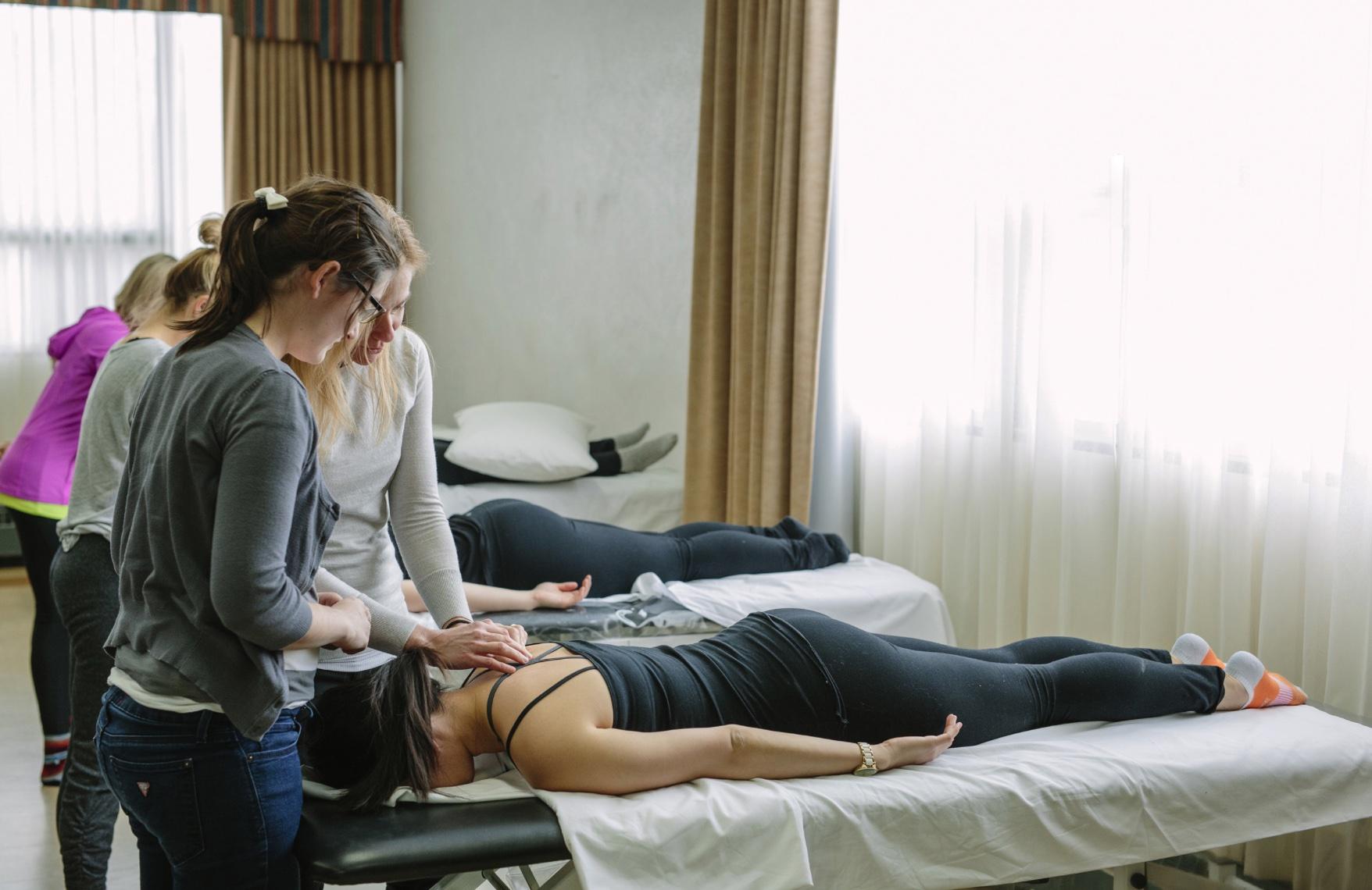 Programme canadien en physiothérapie musculosquelettique avancée : Niveau III : Quadrant supérieur